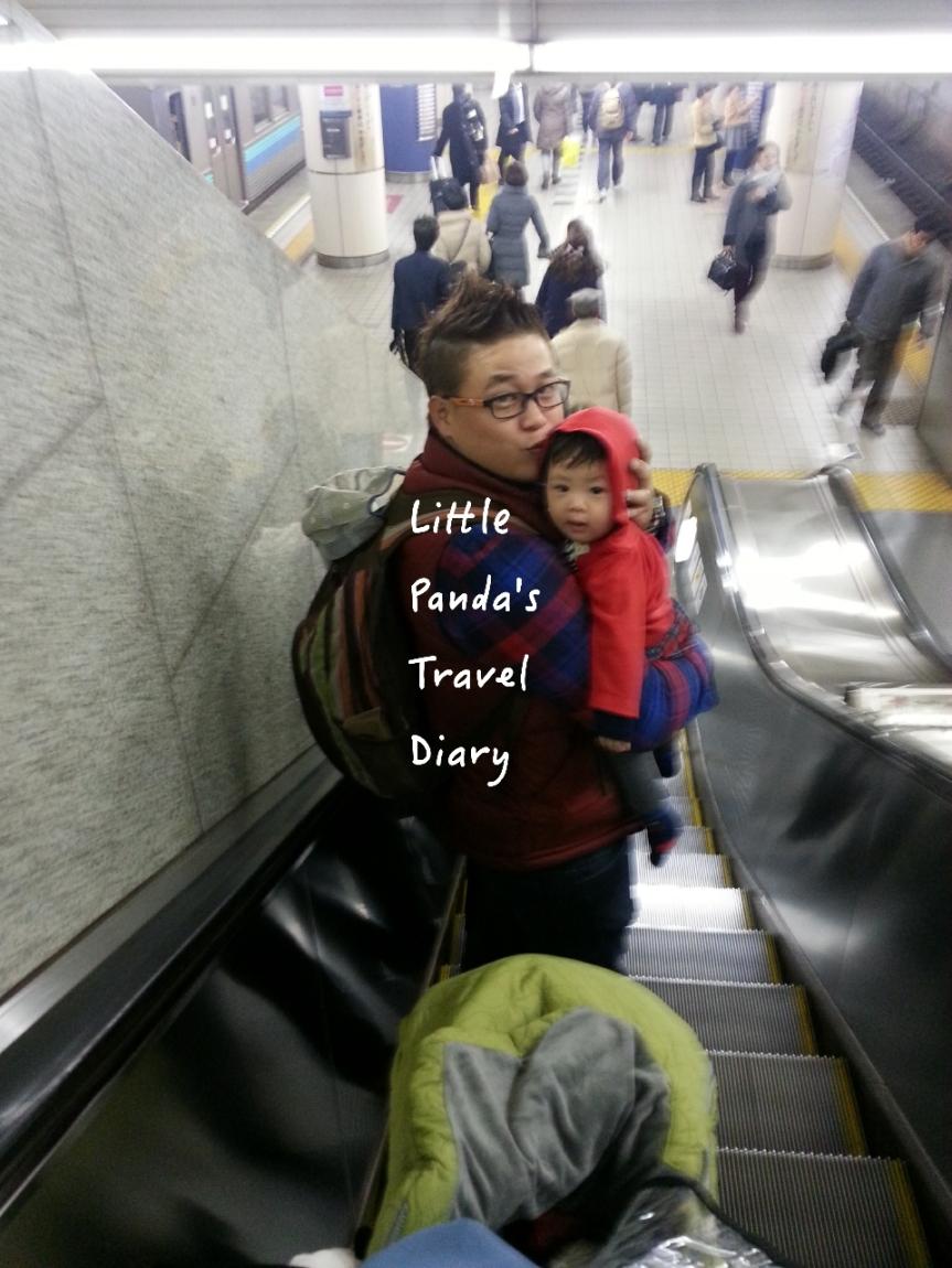 พาเที่ยวโตเกียว 5 วัน 4 คืน ฉบับย่อ เที่ยวกะเด็กแบบลุยๆ นั่งรถไฟเที่ยวเองพร้อมรถเข็นคู่ใจ | Tokyo 5 days 4 nightsitinerary
