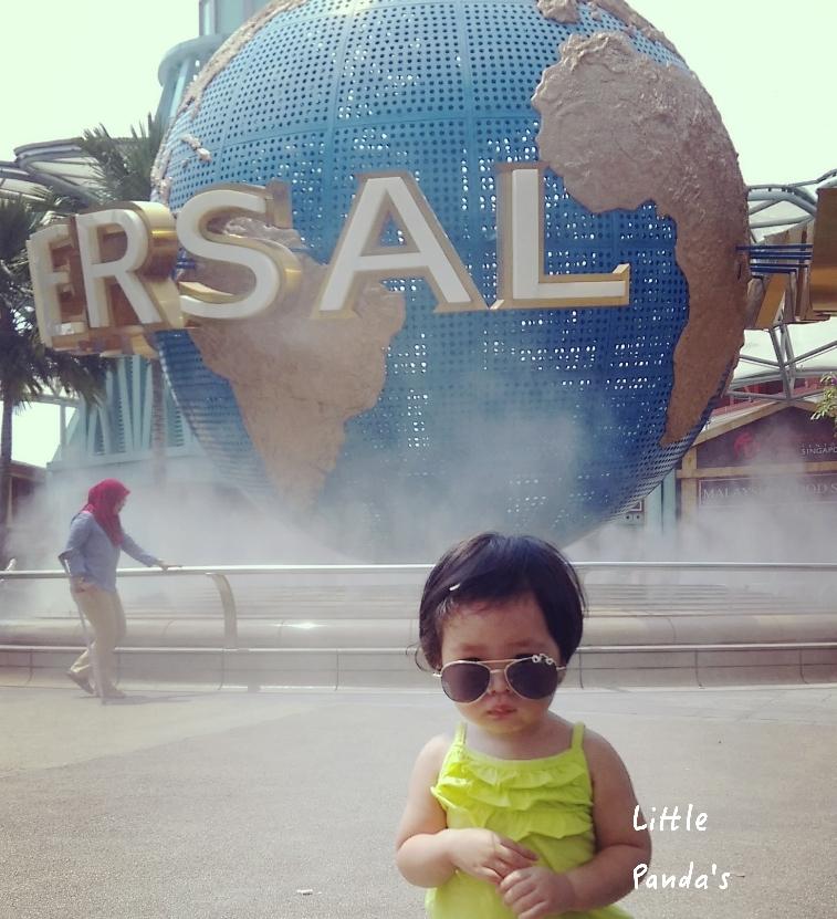 Universal Studio Singapore with 1 year baby #2 พาลูกเที่ยวยูนิเวอร์แซล สิงคโปร์ เด็กเล็ก 1 ขวบ เล่นอะไรได้บ้างน้า