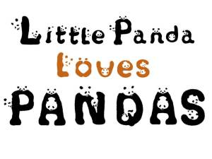 little panda loves panda