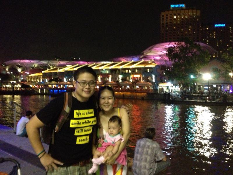 จัดทริปเที่ยวสิงคโปร์ กับเด็ก 3เดือน