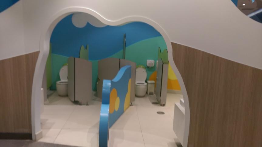 ห้างนี้เอาใจเด็ก เซ็นทรัล West Gate บางใหญ่ – รีวิวห้องให้นม และห้องน้ำเด็ก   Baby friendlymall