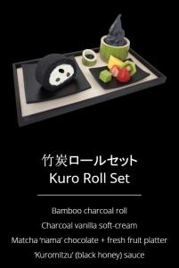 kyo roll black