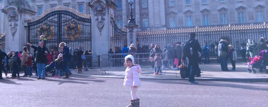 3 วันในลอนดอนกับลูก 1 เที่ยวไรได้บ้าง | 3 Days in London with akid