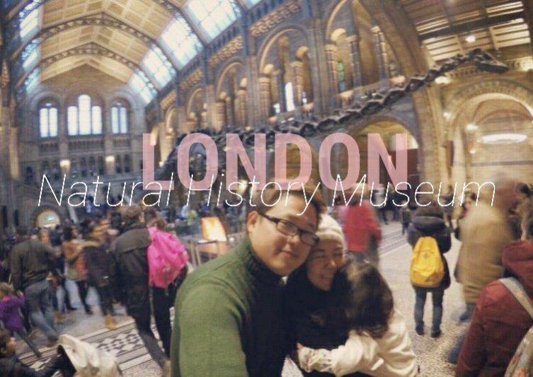 พิพิธภัณฑ์ธรรมชาติ Natural History Museum UK   Little Londoner เที่ยวMuseum