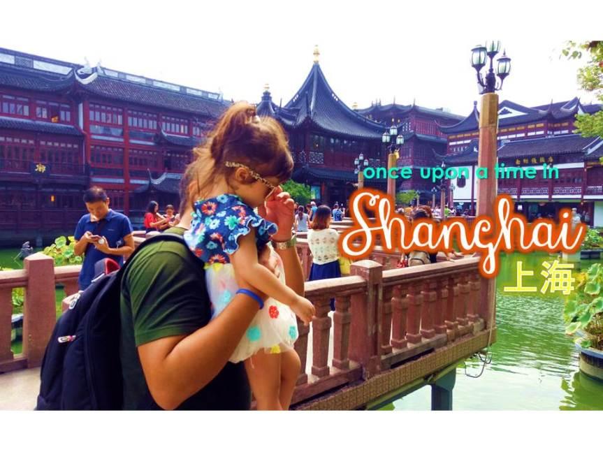 Tips พาเด็กเที่ยวเมืองจีน | หมวยแพนด้าพาเที่ยวเซี่ยงไฮ้