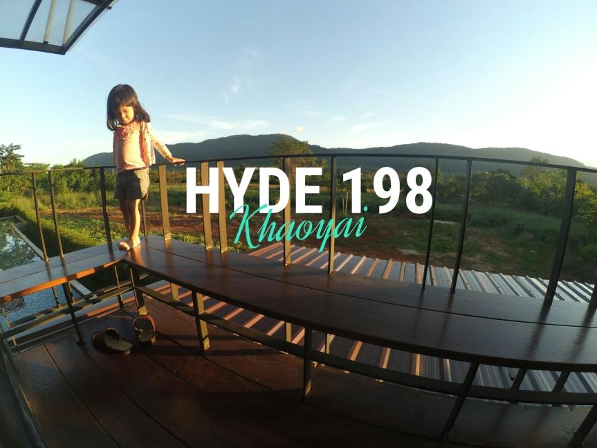 รีวิว Hyde198 Khaoyai รีสอร์ทเล็กๆน่ารักๆ กับวิวอบอุ่นของเขาใหญ่