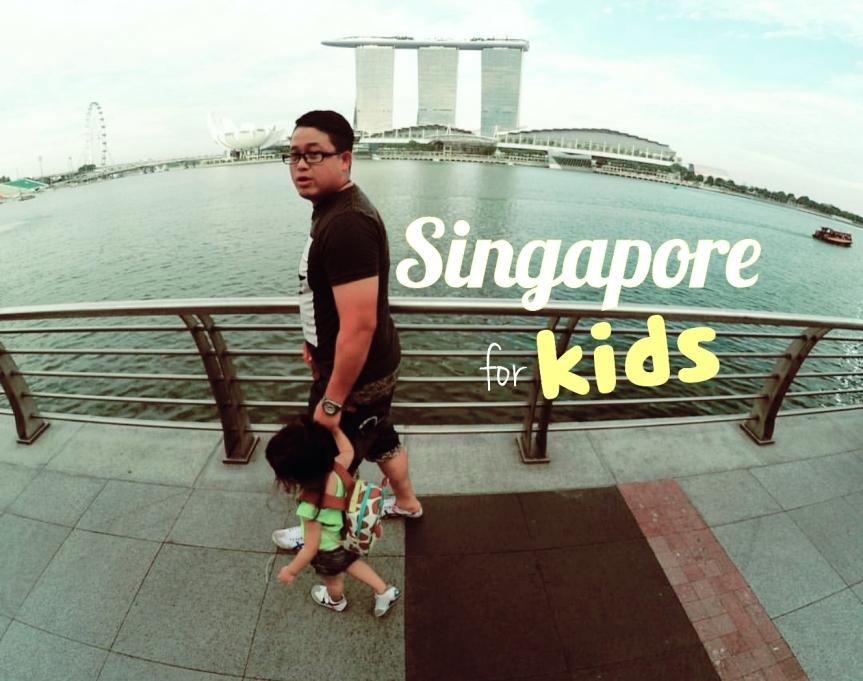 5 เหตุผลที่สิงคโปร์เป็นประเทศน่าเที่ยวสำหรับเด็ก | Singapore forKids!