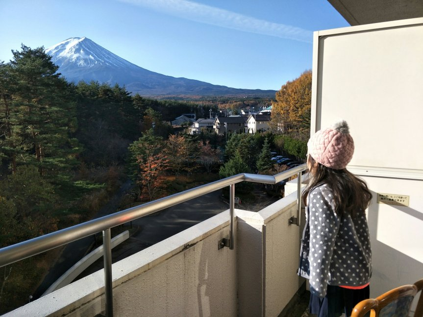 รีวิวโรงแรม Regina Kawaguchiko กับวิวฟูจิซังที่ระเบียงส่วนตัว