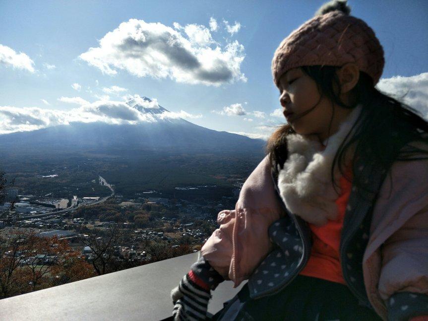 จุดชมวิวฟูจิซังและทะเลสาบมุมสูง Kawaguchiko Ropeway